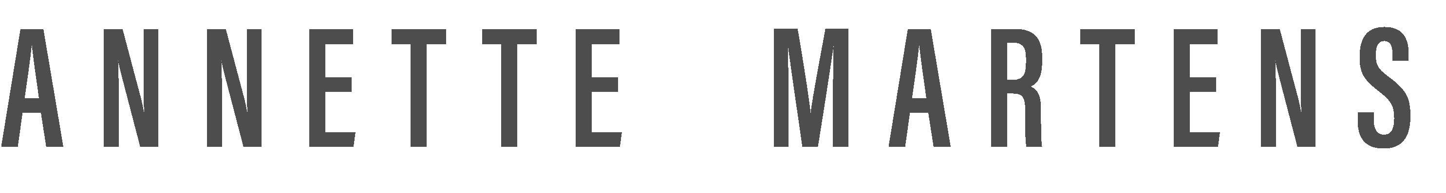 Logo for Annette Martens